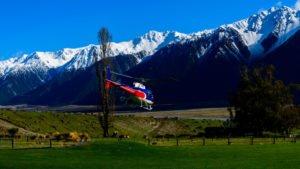 Mint Tours New Zealand Methven Heli Tour