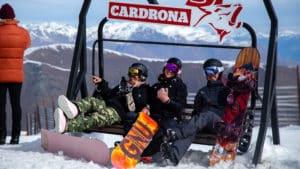 Women's Snowboard Tours